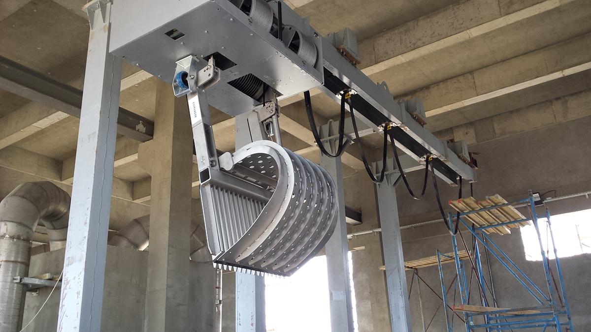 Aquilles Estruagua Water Intake Solutions